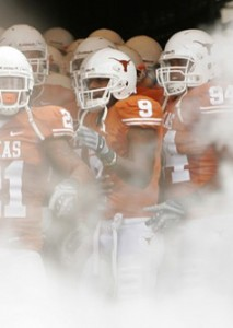Texas team. (Will Gallagher/IT)