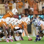 Texas vs Kansas State at DKR. (Will Gallagher/IT)