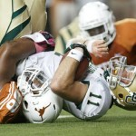 Texas vs Baylor. (Will Gallagher/IT)