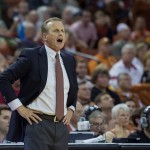 Rick Barnes at the Drum. (Will Gallagher/IT)