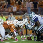 UT vs K-State at DKR. (Will Gallagher/IT)