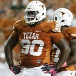 Malcom Brown. (Will Gallagher/IT)