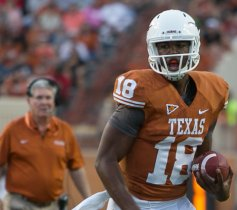 Tyrone Swoopes. (Will Gallagher/IT)