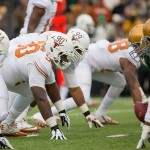 Texas at Baylor. (Will Gallagher/IT)