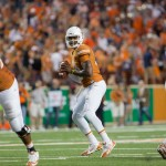 Tyron Swoopes vs OSU. (Will Gallagher/IT)
