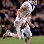 Colt McCoy. (Will Gallagher/IT)