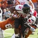 Texas vs Texas Tech. (Will Gallagher/IT)