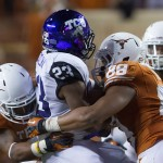 Texas vs TCU. (Will Gallagher/IT)