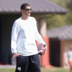 Jay Norvell. (Will Gallagher/IT)