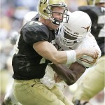 Drew Kelson. (Texassports.com