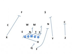 QB Stretch-wing