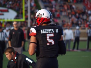Patrick Mahomes. (Justin Wells/IT)
