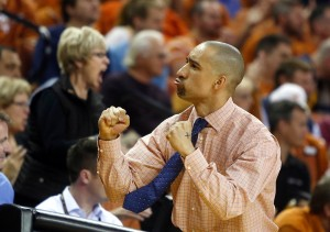 Shaka Smart. (Will Gallagher/IT)