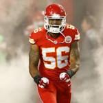 Derrick Johnson. (Chiefs.com)