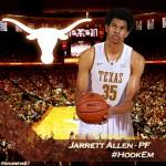Jarrett Allen. (edit by Shane Ware)
