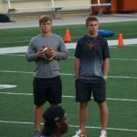 Sam and Shane at Under the Lights at DKR. (Justin Wells/IT)