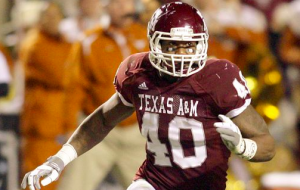 Von Miller (A&M Athletics)