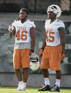 Malik Jefferson and Anthony Wheeler. (Will Gallagher/IT)