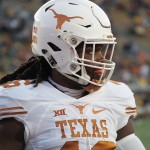 Malik Jefferson. (Justin Wells/IT)