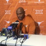 Charlie Strong. (Justin Wells/IT)