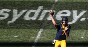 Davis Webb. (courtesy of Cal athletics)