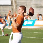 Shane Buechele. (Justin Wells/IT)