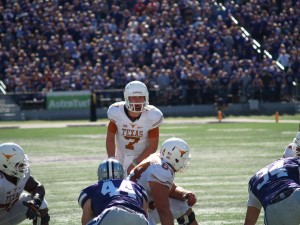 Shane Buechele (Justin Wells/IT)