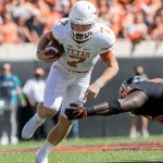 Shane Buechele vs OSU. (Will Gallagher/IT)
