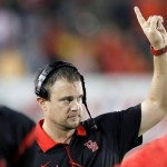 Tom Herman. (courtesy of UH)