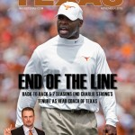 The cover of Inside Texas Magazine for November (Will Gallagher)