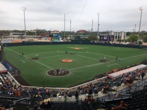 UFCU Disch-Falk Field (Joe Cook/IT)