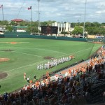 UFCU Disch-Falk Field before OU (Joe Cook/IT)