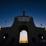 Los Angeles Memorial Coliseum. (couresty of USC)