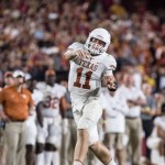 Sam Ehlinger. (Will Gallagher/IT)