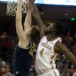 Mohamed Bamba with the block (Will Gallagher/IT)