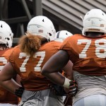 Texas offense (Will Gallagher/IT)