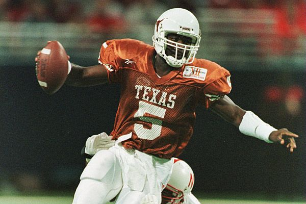 James Brown at the 1996 Big 12 Championship.