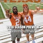 Inside Texas Magazine - 2018 Season Preview