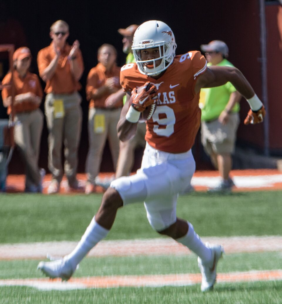 Maryland Depth Chart Impressions: Offense - Inside Texas