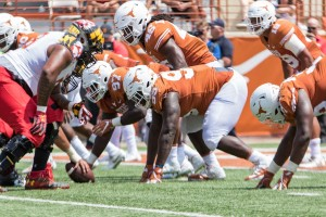 Texas D-Line (Will Gallagher/IT)