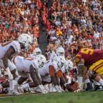 Texas vs. USC (Will Gallagher/IT)