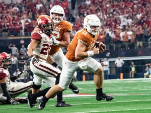 Sam Ehlinger (Will Gallagher/IT)