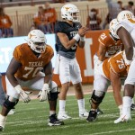 Christian Jones, Casey Thompson (Will Gallagher/UT)