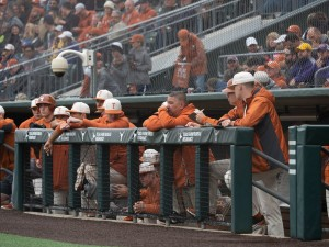 Texas Baseball (Will Gallagher/IT)