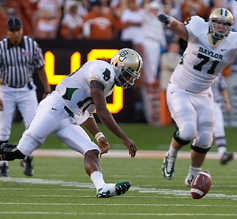 Baylor at Texas. (Will Gallagher/IT)