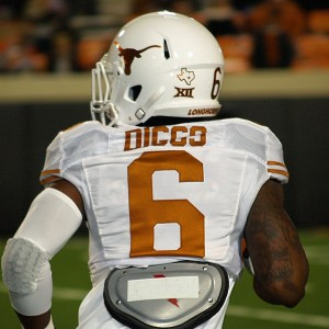 Quandre Diggs. (Justin Wells/IT)