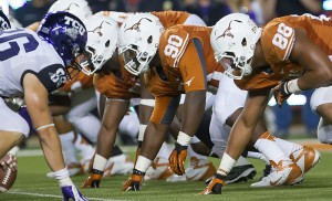 Texas vs TCU (Will Gallagher/IT)