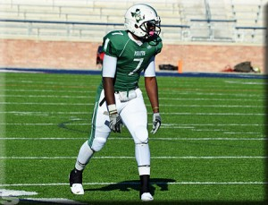 DeAndre McNeal. (courtesy of Poteet ISD)