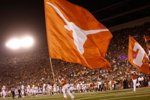 Texas flag. (Will Gallagher/IT)