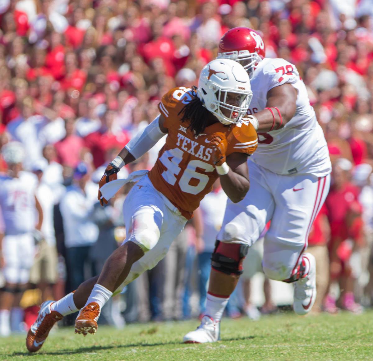 Inside the Gameplan: Freeing Malik Jefferson - Inside Texas ...